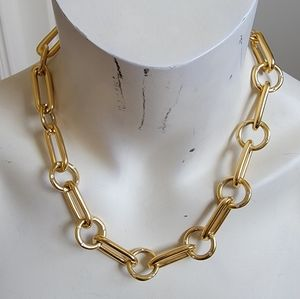 Kate Spade Chunky Chain Link Necklace